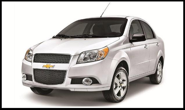 Manual De Usuario Chevrolet Aveo 2013 Manuales Pdf